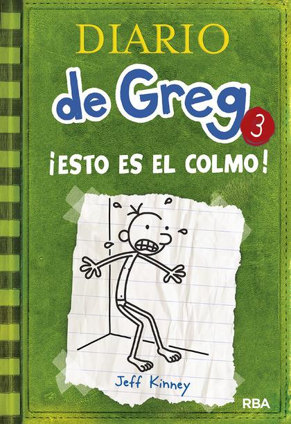 DIARIO DE GREG 3, ¡ESTO ES EL COLMO!