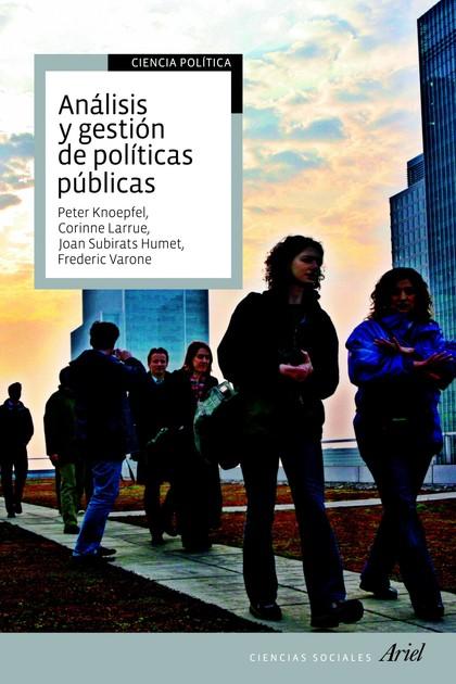ANÁLISIS Y GESTIÓN DE POLÍTICAS PÚBLICAS.
