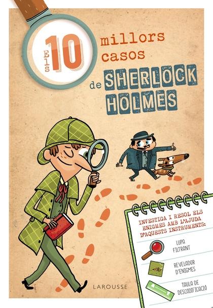 ELS DEU MILLORS CASOS DE SHERLOCK HOLMES.