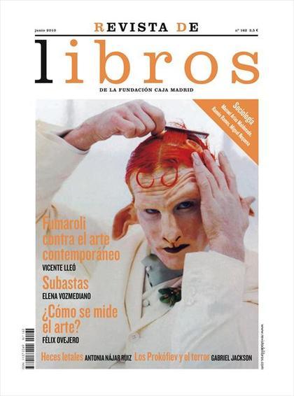 REVISTA DE LIBROS DE LA FUNDACIÓN CAJA MADRID 162