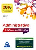 TEST ADMINISTRATIVO JUNTA DE ANDALUCIA 2016