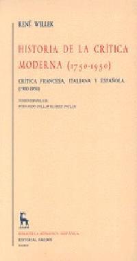 HISTORIA CRITICA MODRNA T-1