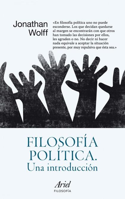 FILOSOFÍA POLÍTICA. UNA INTRODUCCIÓN
