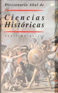DICCIONARIO CIENCIAS HISTORICAS