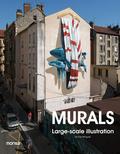 MURALS. LARGE-SCALE ILLUSTRATION.