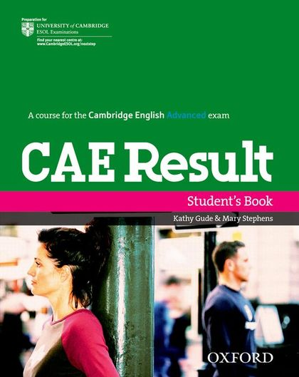 CAE RESULT STUDENT´S BOOK