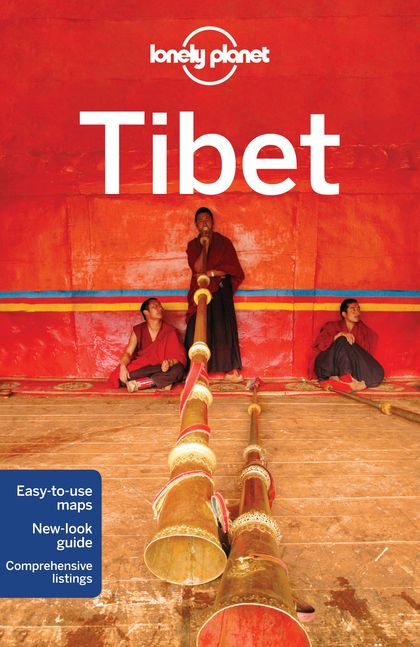 TIBET 9  *LONELY PLANET ING.2015*