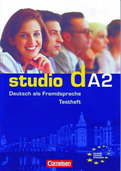 STUDIO D A2: TESTHEFT                                                           TESTHEFT