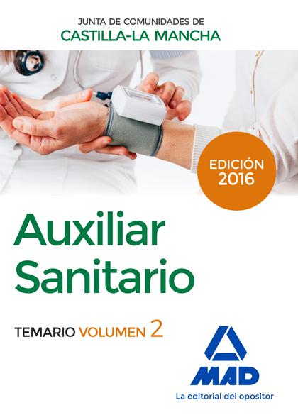 AUXILIAR SANITARIO (PERSONAL LABORAL DE LA JUNTA DE COMUNIDADES DE CASTILLA-LA M.
