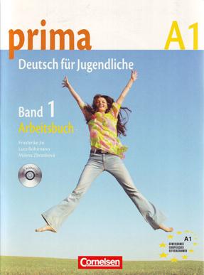 PRIMA A1. BAND 1: ARBEITSBUCH                                                   ARBEITSBUCH