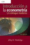 INTRODUCCION A LA ECONOMETRIA  4ª EDICION.