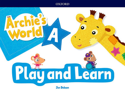 ARCHIE´S WORLD A PLAY & LEARN PACK