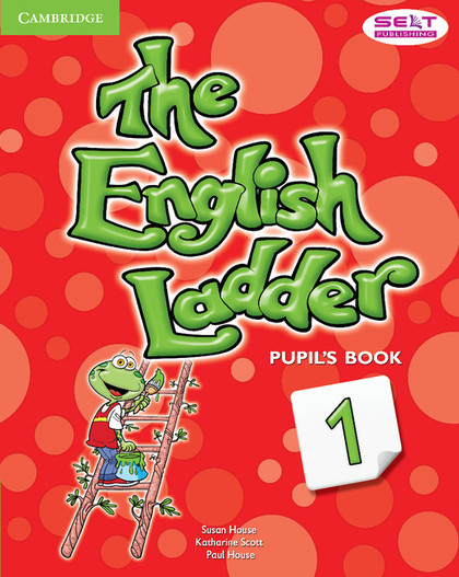 THE ENGLISH LADDER 1 PUPIL