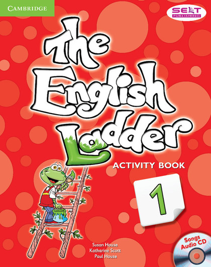 THE ENGLISH LADDER 1 ACT/SONGS CD