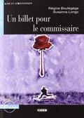 BILLET POUR LE COMMISAIRE, UN (LIVRE + CD AUDIO).