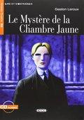 LE MYSTÈRE DE LA CHAMBRE JAUNE. LIBRO + CD