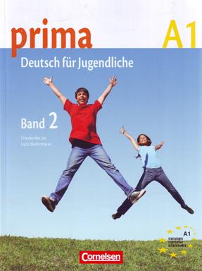 PRIMA A1. BAND 2: SCHÜLERBUCH                                                   SCHÜLERBUCH