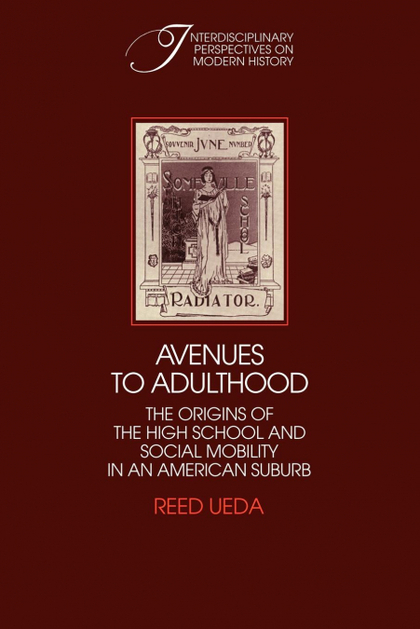 AVENUES TO ADULTHOOD