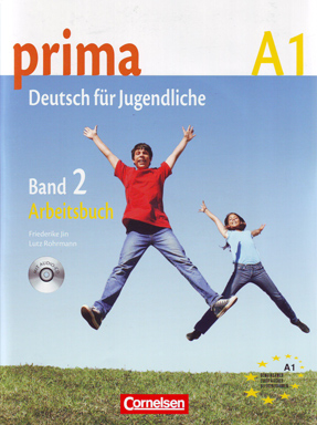 STUDIO D A1 BAND 2 EJERCICIOS (CON CD)