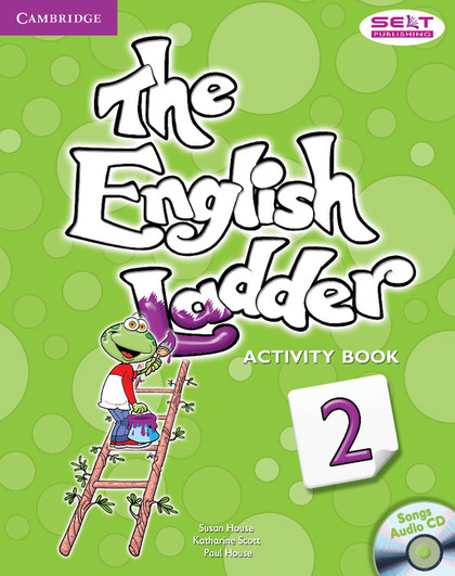 THE ENGLISH LADDER 2 ACT/SONGS CD