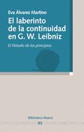 IEL LABERINTO DE LA CONTINUIDAD EN G. W. LEIBNIZ. EL FILÓSOFO DE LOS PRINCIPIOS