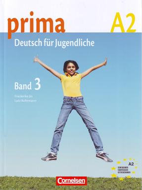 PRIMA A2. BAND 3: SCHÜLERBUCH                                                   SCHÜLERBUCH