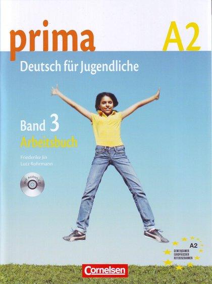 PRIMA A2. BAND 3: ARBEITSBUCH                                                   ARBEITSBUCH