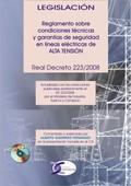 REGLAMENTO DE ALTA TENSIÓN. DE SEGURIDAD EN LINEAS ELECTRICAS DE ALTA TENSION