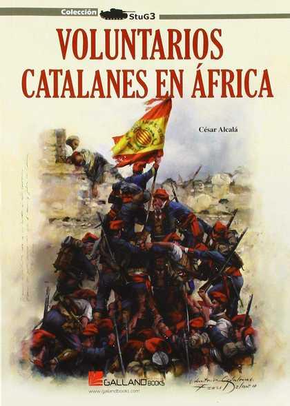 VOLUNTARIOS CATALANES EN ÁFRICA.