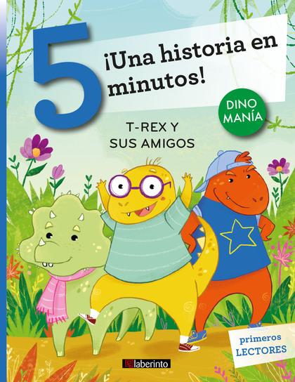 ¡UNA HISTORIA EN 5 MINUTOS! T-REX Y SUS AMIGOS