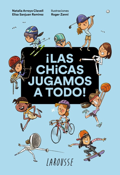 ¡LAS CHICAS JUGAMOS A TODO!.