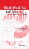 TÉCNICAS ESTADÍSTICAS PARA EL TURISMO: NOCIONES TEÓRICAS Y PROBLEMAS R