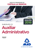 CUERPO AUXILIAR ADMINISTRATIVO (SUBGRUPO C2) DE LA JUNTA DE COMUNIDADES DE CASTI.