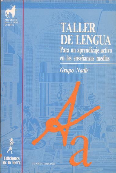 TALLER DE LENGUA