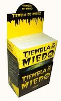 TIEMBLA DE MIEDO