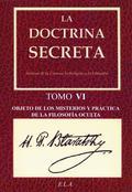 DOCTRINA SECRETA TOMO VI - OBJETO DE LOS MISTERIOS....