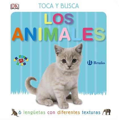TOCA Y BUSCA. LOS ANIMALES