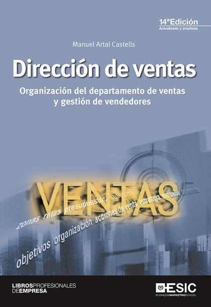 DIRECCION DE VENTAS - 14ª EDICION