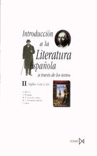 INTRODUCCION LITERATURA ESPAÑOLA 2