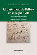 EL CASTELLANO DE BILBAO EN EL SIGLO XVIII : MATERIALES PARA SU ESTUDIO