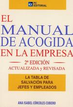 MANUAL DE ACOGIDA EN LA EMPRESA 2019 LA TABLA DE SALVACION.
