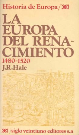 H. EUROPA 1480-1520