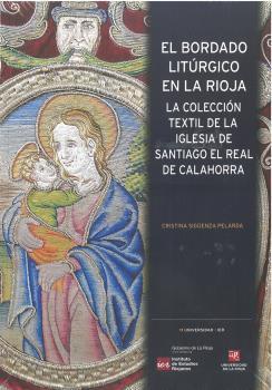 BORDADO LITURGICO EN LA RIOJA.