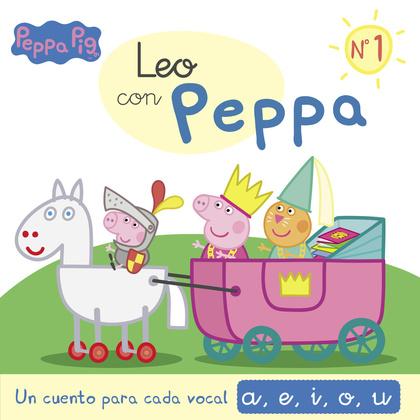 UN CUENTO PARA CADA LETRA: VOCALES (LEO CON PEPPA 1).