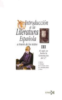 3INTD.LITERATURA ESPAÑOLA -3-