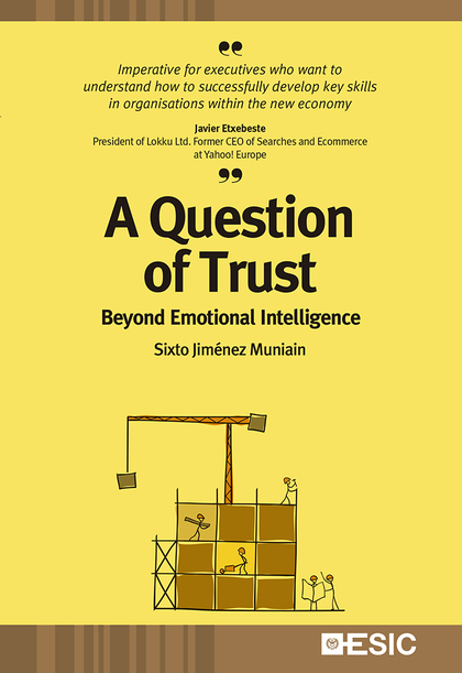A QUESTION OF TRUST                                                             BEYOND EMOTIONA