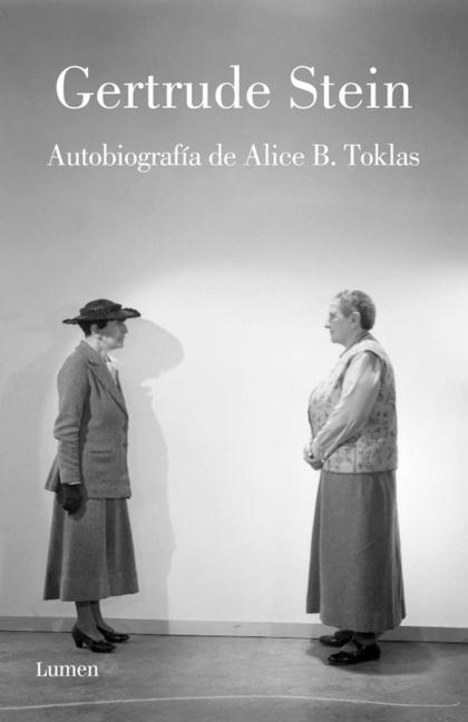 AUTOBIOGRAFIA DE ALICE B. TOKLAS