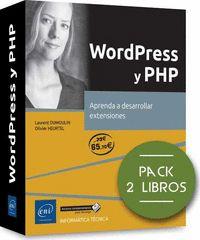 PACK WORDPRESS Y PHP : APRENDA A DESARROLLAR EXTENSIONES