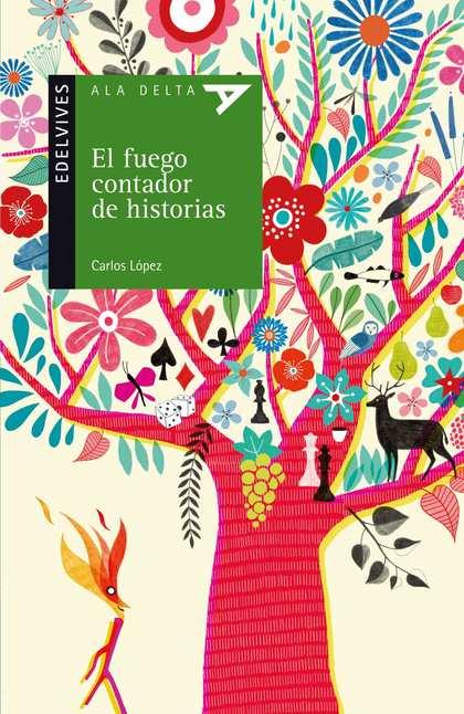 EL FUEGO CONTADOR DE HISTORIAS