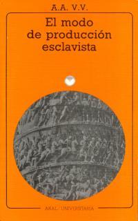 (96) MODO:PRODUCCION ESCLAVISTA